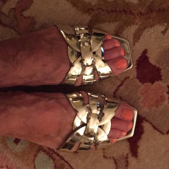 Saint Laurent Shoes - Sandals